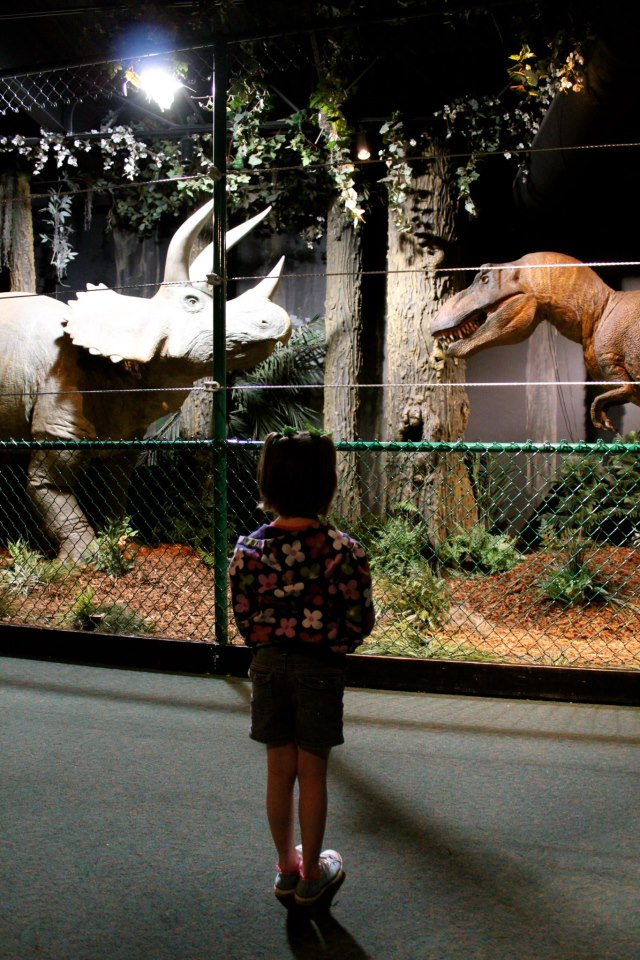 Natasha @ Dinosaur Park